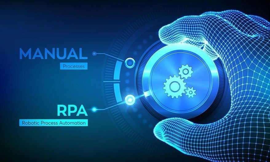 Robotic Process Automation - A revolution in business process automation