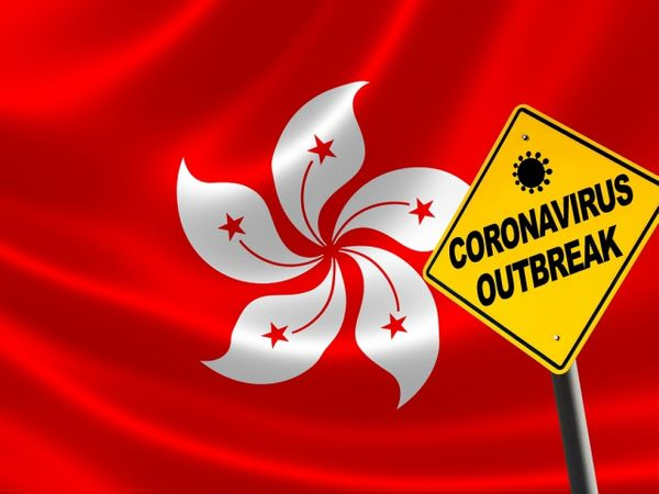 Does the Coronavirus impact the  Hong Kong's bridge role in globalization?