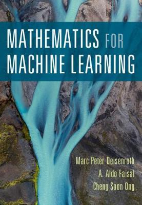 "Book recommendation for ""Mathematics for Machine Learning"""